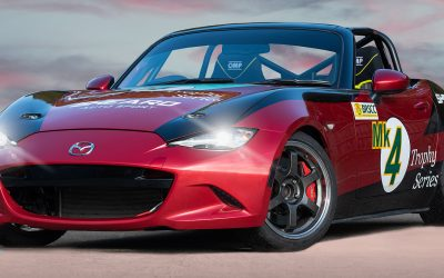 Test Drive the MX5 Trophy Racecar